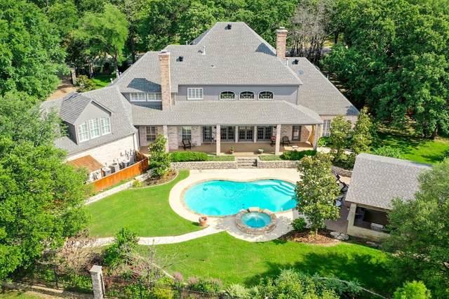 550 N Peytonville Avenue, Southlake, TX 76092 (MLS #14601144) :: VIVO Realty