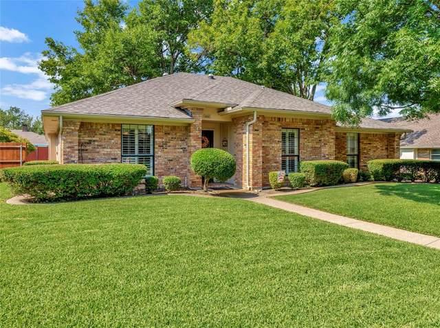 805 Lake Meadows Drive, Rockwall, TX 75087 (MLS #14601146) :: 1st Choice Realty