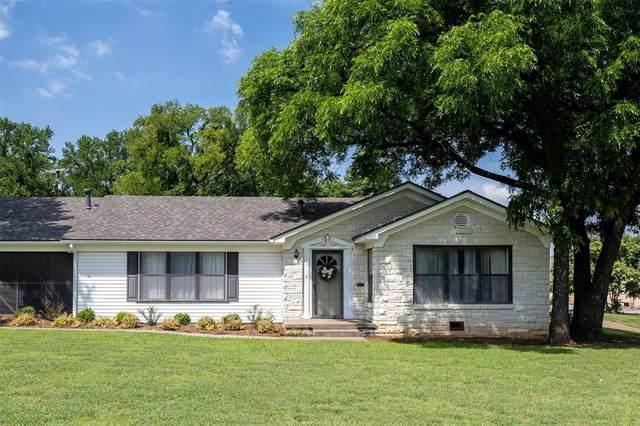 1112 Cypress Street, Graham, TX 76450 (MLS #14601158) :: Robbins Real Estate Group