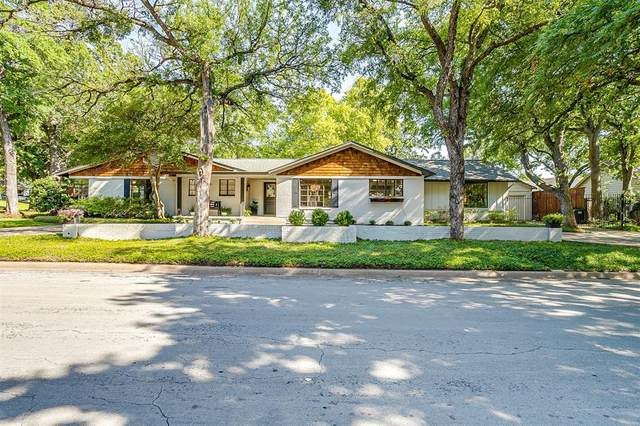 3701 Cresthaven Terrace, Fort Worth, TX 76107 (MLS #14601159) :: The Mitchell Group