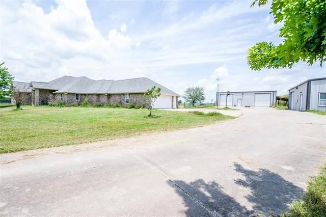 141 Skrivanek Road, Ennis, TX 75119 (MLS #14601179) :: 1st Choice Realty