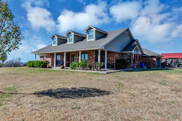 9190 County Road 341, Muenster, TX 76252 (MLS #14601191) :: Real Estate By Design