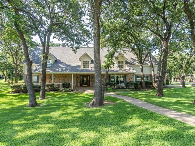 6412 Meadowcrest Lane, Flower Mound, TX 75022 (MLS #14601234) :: Front Real Estate Co.