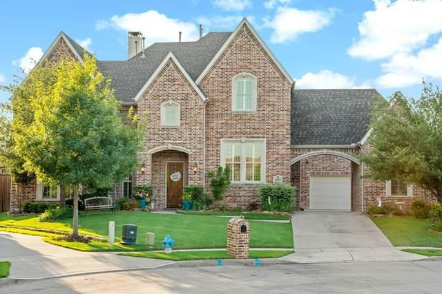 10997 Stone House Lane, Frisco, TX 75033 (MLS #14601238) :: The Property Guys
