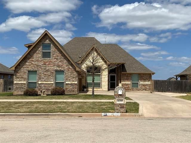 4210 Sierra Sunset, Abilene, TX 79606 (MLS #14601242) :: RE/MAX Pinnacle Group REALTORS