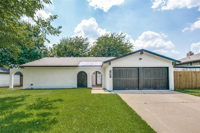 7621 Oak Ridge Drive, North Richland Hills, TX 76182 (MLS #14601246) :: Team Hodnett