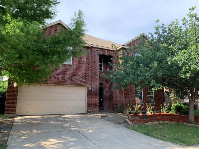 1953 Caddo Springs Drive, Fort Worth, TX 76247 (MLS #14601247) :: Real Estate By Design