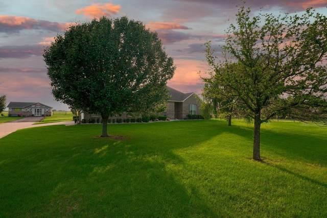 3325 Greathouse Road, Waxahachie, TX 75167 (MLS #14601254) :: VIVO Realty