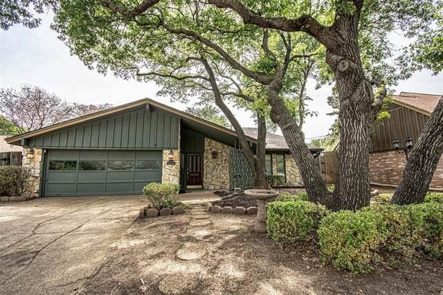 816 Glenview Drive, Irving, TX 75061 (MLS #14601260) :: VIVO Realty