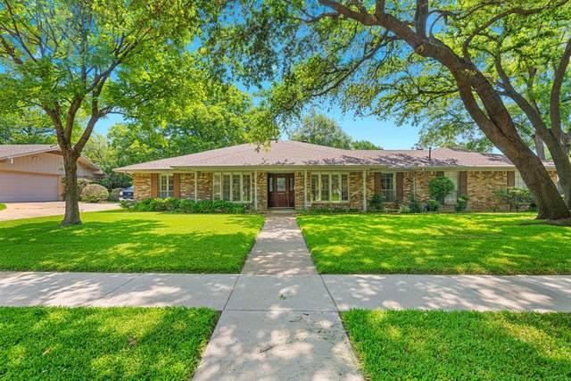 1316 Glenbrook Drive, Irving, TX 75061 (MLS #14601289) :: VIVO Realty