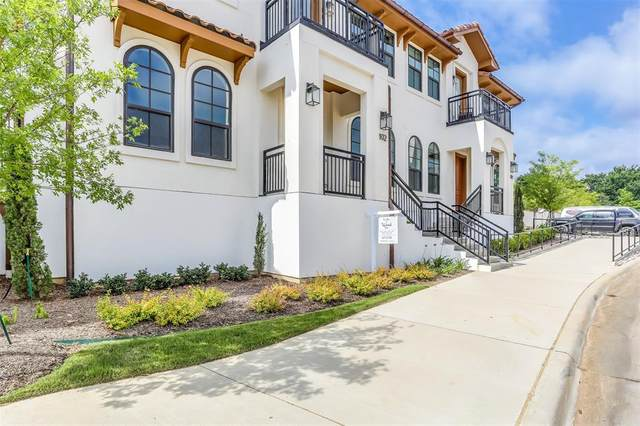 2800 Lakeside Parkway #102, Flower Mound, TX 75022 (MLS #14601295) :: Potts Realty Group