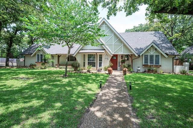 2017 Vista Trail, Keller, TX 76262 (MLS #14601307) :: Robbins Real Estate Group
