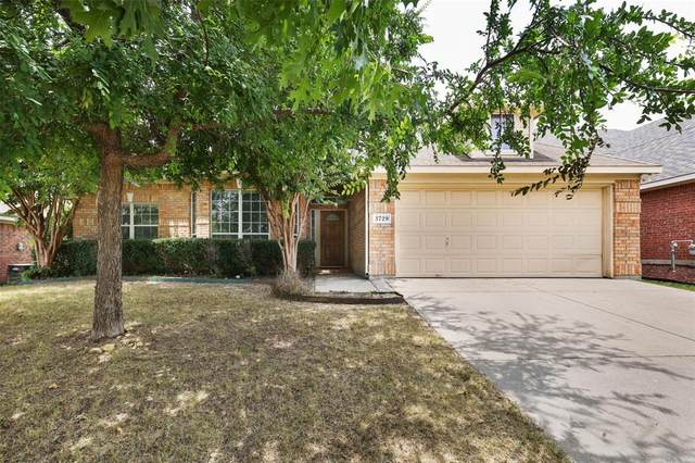 3729 Queenswood Court, Fort Worth, TX 76244 (MLS #14601311) :: Real Estate By Design