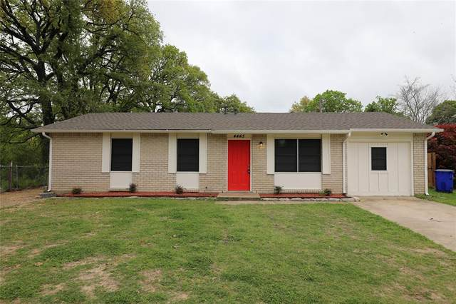 4445 Central Lane, Balch Springs, TX 75180 (MLS #14601325) :: The Chad Smith Team