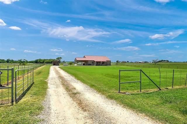 1671 Taylor Road, Howe, TX 75459 (MLS #14601331) :: The Rhodes Team