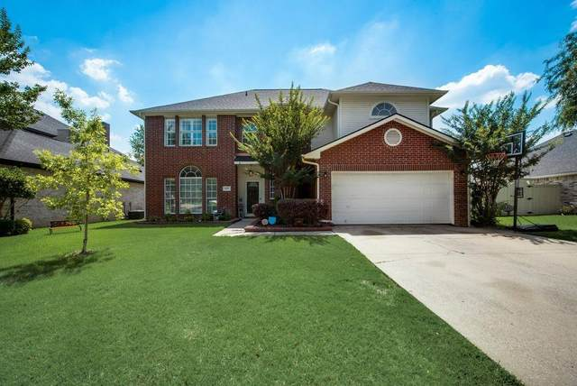 2205 Welch Place, Mansfield, TX 76063 (MLS #14601332) :: Real Estate By Design