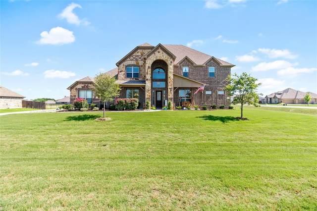 100 Prairie Clover Court, Waxahachie, TX 75167 (MLS #14601334) :: Robbins Real Estate Group