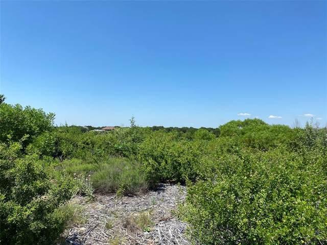 Lot645R Canyon Wren Loop, Possum Kingdom Lake, TX 76449 (MLS #14601363) :: Real Estate By Design