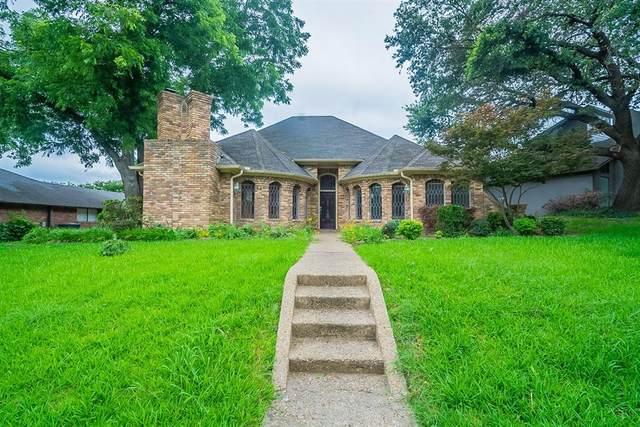 3106 Cambridge Drive, Rowlett, TX 75088 (MLS #14601373) :: EXIT Realty Elite