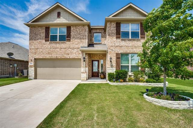 4716 Woodard Lane, Frisco, TX 75036 (MLS #14601374) :: The Mitchell Group