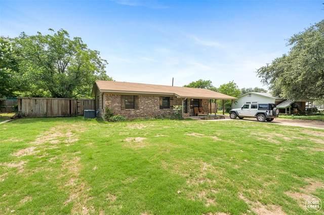 3607 1st Street, Brownwood, TX 76801 (MLS #14601380) :: Real Estate By Design