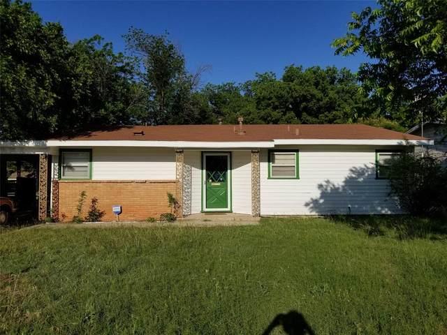 1333 S Pioneer Drive, Abilene, TX 79605 (MLS #14601415) :: EXIT Realty Elite