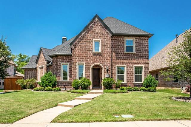 910 Clear Water Drive, Allen, TX 75013 (MLS #14601421) :: Jones-Papadopoulos & Co