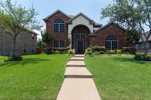 3413 Glenview Way, Rowlett, TX 75089 (MLS #14601426) :: 1st Choice Realty