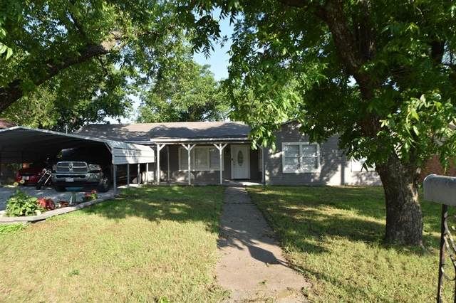 728 N Grafton Street, Dublin, TX 76446 (MLS #14601427) :: Real Estate By Design