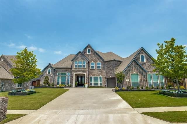 721 Elizabeth Lane, Prosper, TX 75078 (MLS #14601430) :: The Great Home Team