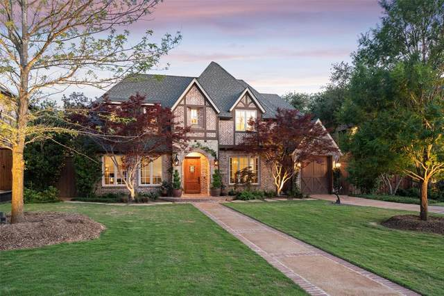 6416 Orchid Lane, Dallas, TX 75230 (MLS #14601435) :: The Kimberly Davis Group