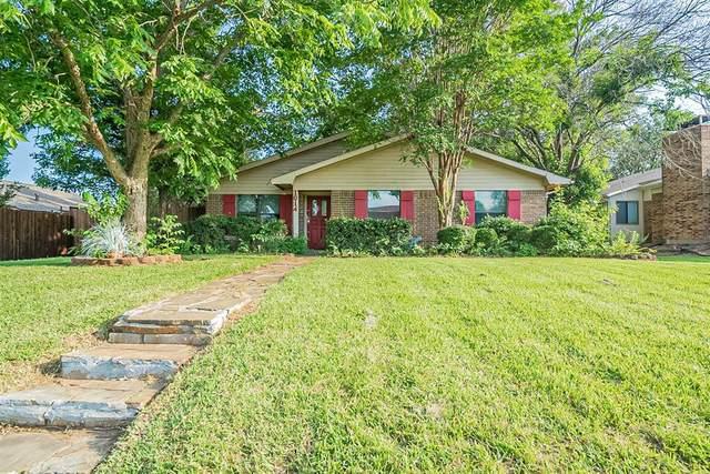 1014 Bellflower Drive, Carrollton, TX 75007 (MLS #14601442) :: The Mitchell Group