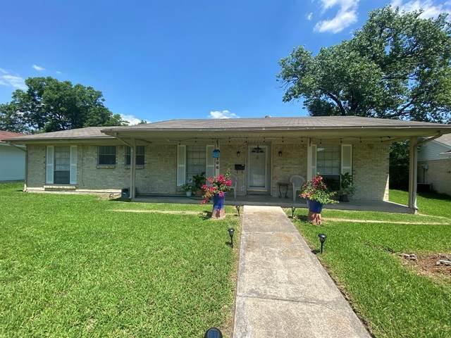1106 Sleepy Hollow Drive, Garland, TX 75043 (MLS #14601454) :: VIVO Realty