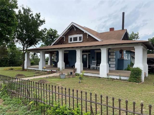 1315 Austin Street, Coleman, TX 76834 (MLS #14601460) :: Real Estate By Design
