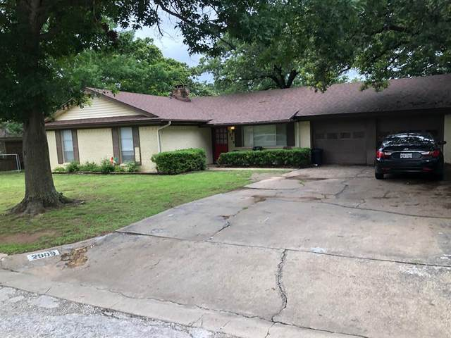 2909 SE 6th Street, Mineral Wells, TX 76067 (MLS #14601468) :: Real Estate By Design