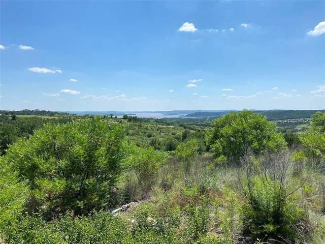 Lot468 Canyon Wren Loop, Possum Kingdom Lake, TX 76449 (MLS #14601469) :: The Russell-Rose Team
