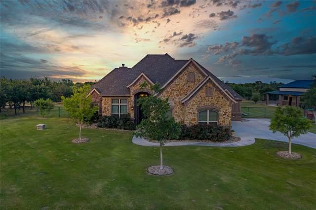 247 Wapiti Drive, Azle, TX 76020 (MLS #14601474) :: Trinity Premier Properties