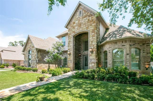 1509 Thousand Oaks Drive, Decatur, TX 76234 (MLS #14601478) :: Real Estate By Design