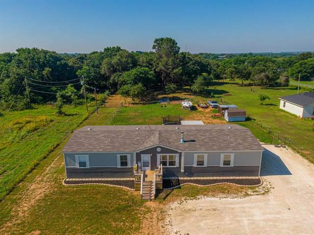 2240 Hopewell Road, Cleburne, TX 76031 (MLS #14601487) :: Real Estate By Design