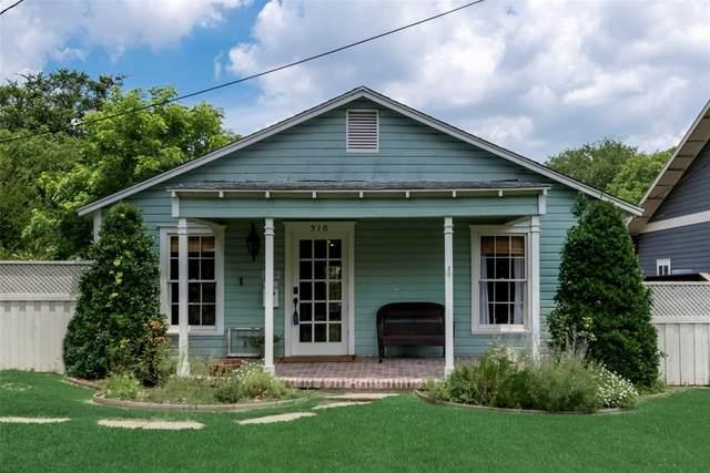 510 Jones Street, Mckinney, TX 75069 (MLS #14601497) :: VIVO Realty