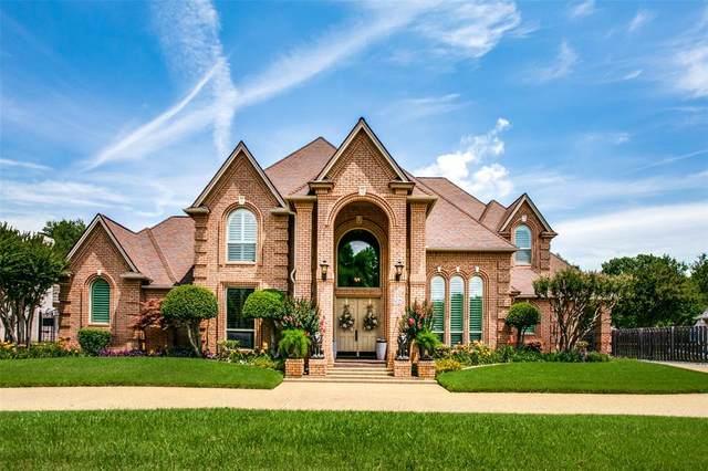 2904 Meadowview Drive, Colleyville, TX 76034 (MLS #14601504) :: VIVO Realty