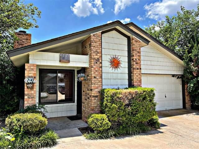 4009 Chris Drive, Abilene, TX 79606 (MLS #14601505) :: VIVO Realty