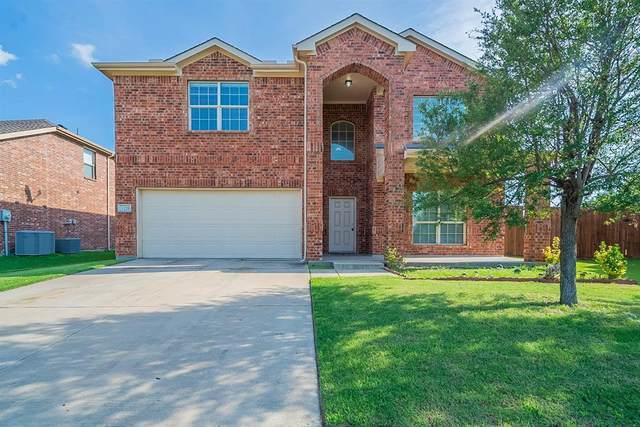 1120 English Ivy Drive, Prosper, TX 75078 (MLS #14601506) :: Maegan Brest | Keller Williams Realty