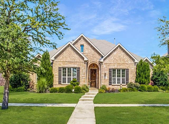 12876 Spring Hill Drive, Frisco, TX 75035 (MLS #14601526) :: The Chad Smith Team