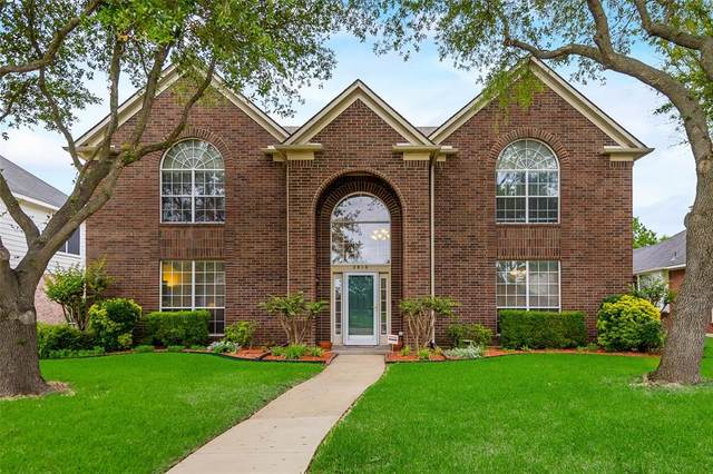 2816 Clearmeadow Drive, Mesquite, TX 75181 (MLS #14601529) :: Real Estate By Design