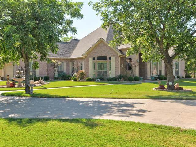 6416 Colonial Drive, Granbury, TX 76049 (MLS #14601533) :: The Good Home Team