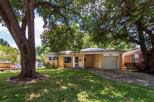 5413 Durham Avenue, Fort Worth, TX 76114 (MLS #14601554) :: Real Estate By Design