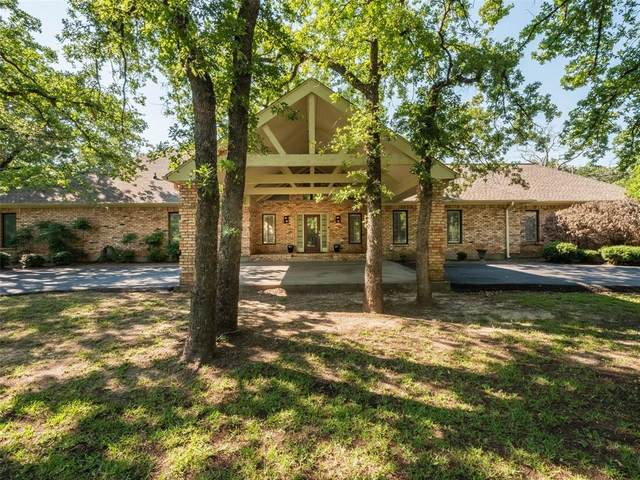 120 Deer Park Court, Granbury, TX 76048 (MLS #14601556) :: Potts Realty Group