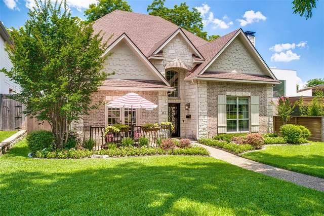 7053 Coronado Avenue, Dallas, TX 75214 (MLS #14601557) :: VIVO Realty