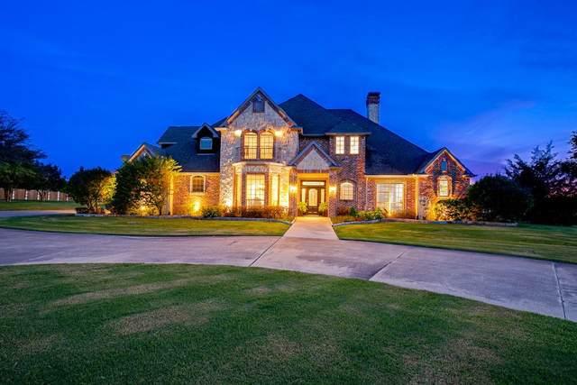 2040 Silver Hawk Court, Rockwall, TX 75032 (MLS #14601567) :: The Chad Smith Team
